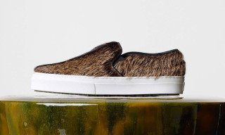 "Céline Releases ""Natural Hairy Goatskin"" Version of Skate Slip-On"