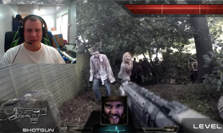 Watch a Real-Life First Person Shooter Created on Chatroulette