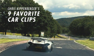 Chris Kippenberger's 9 Favorite Car Clips of All Time
