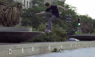 Mark Suciu Skates With Dennis Busenitz and Kevin Lowry in 'Civil Liberty' Presented by adidas
