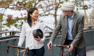 Closca Fuga Is a Bike Helmet You Can Store Away