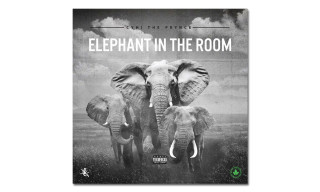 "Kanye & G.O.O.D. Music Get Ripped Apart in CyHi The Prynce's ""Elephant In The Room"""