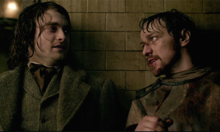 Daniel Radcliffe and James McAvoy Bring Frankenstein Back to Life