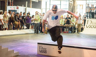 "Skateboarders Take on Dime and Vans' ""Glory Challenge"""