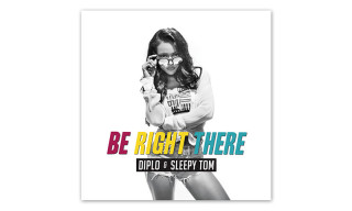 "Listen to Diplo's New Track ""Be Right There"" feat. Sleepy Tom"
