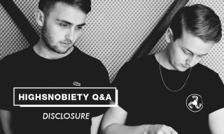Disclosure on the Best Year for UK Dance Music, the Rise of Grime in America & More