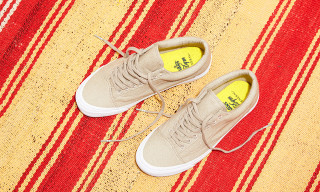 "DQM & Vans Collaborate on the ""Square Ones: Vansguard"" Pack"