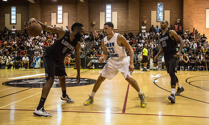 Nike's Drew League Playoffs Bring NBA Superstars to ...