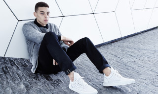 Filling Pieces Drops Minimalist Fall/Winter 2015 Editorial