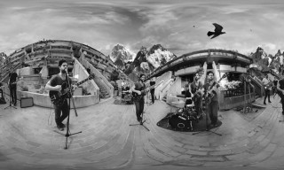 "Watch FOALS' ""Mountain At My Gates"" Music Video Shot With GoPro Spherical Directed by NABIL"