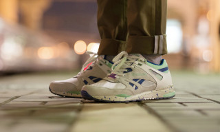 Reebok Lends the Ventilator to Russian Retailer FOTT for New Collaboration