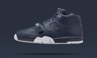 "A Closer Look at the fragment design x NikeLab Air Trainer 1 SP ""US Open"" Pack"