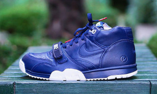 """A First Look at fragment design and NikeLab's Air Trainer 1 SP """"US Open"""" Pack"""