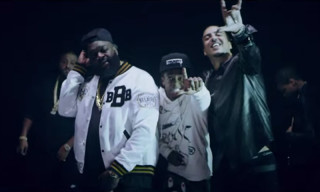 "French Montana Is Institutionalized in ""Lose It"" Music Video Featuring Rick Ross and Lil Wayne"