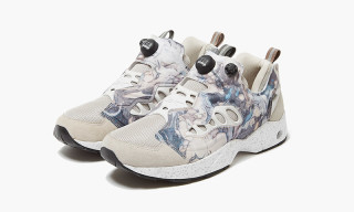 Garbstore and Reebok Join Forces to Create Marbled Instapump Fury Road