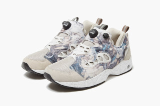 e0c683f2441 Garbstore and Reebok Join Forces to Create Marbled Instapump Fury Road