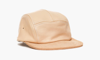Hender Scheme Releases Trio of Leather Jet Caps