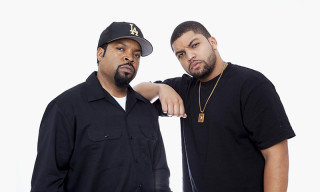 Ice Cube and His Son O'Shea Jackson Jr. Discuss 'Straight Outta Compton'
