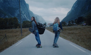 Longboarding the Majestic Landscapes of Norway