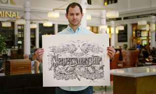 Meet Jake Weidmann, the World's Youngest Master Penman