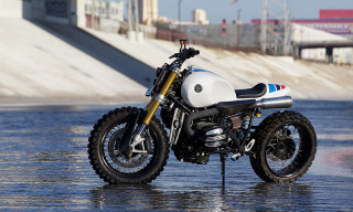 JSK Custom Design Conceives Tribute to the BMW R nineT