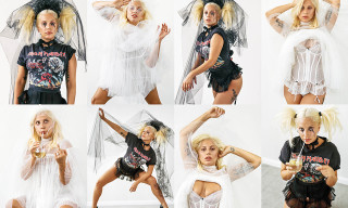 'CR Fashion Book' Reveals the Various Faces of Lady Gaga