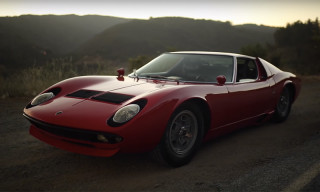 A Look Back at the Ultra Rare P400 S Edition Lamborghini Miura