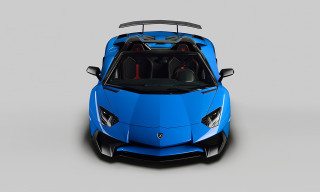 Lamborghini Presents Their Fastest Series Production Car Ever, the V12 Superveloce Roadster