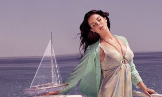 "Lana Del Rey Releases New Single ""High By The Beach"""