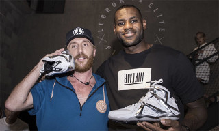 LeBron James and Stéphane Ashpool Speak on Their LeBron 12 Elite Collaboration