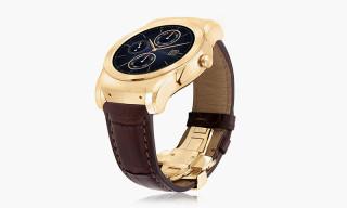 LG Unveils Premium Limited Edition 'Urbane Luxe' Smartwatch