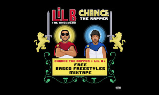 Lil B and Chance The Rapper Join Forces for 'Free' Mixtape