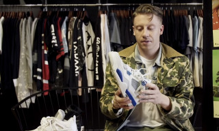 Macklemore Flexes Air Jordan Knowledge While Sneaker Shopping