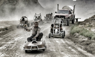 'Mad Max: Fury Road' Remade With Go-Karts and Paintball Guns
