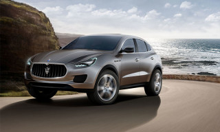 Maserati Levante SUV to Debut in 2016