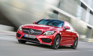 Mercedes-Benz Presents Its Impressive New C-Class Coupe