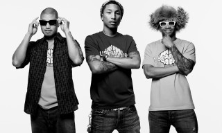 "Pharrell Drops Unreleased N.E.R.D. Track ""Locked Away"""