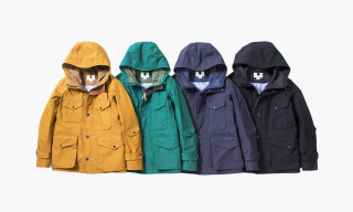 Take a Look at nanamica's Fall/Winter 2015 Outerwear Range