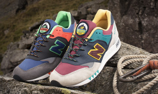 "New Balance Drops Mountaineering-Inspired ""Napes"" Pack"