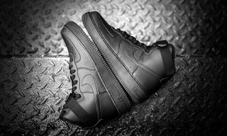 Nike Blacks Out the Air Force 1 High
