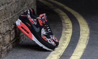 "Nike Air Max 90 PA Receives ""Hot Lava"" Colorway"