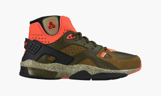 "Nike Releases the Air Mowabb in an Earth-Inspired ""Militia Green"""