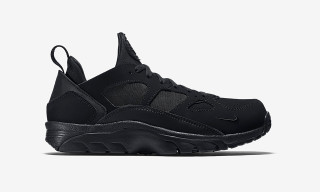 Nike Drops Murdered-Out Air Trainer Huarache Low