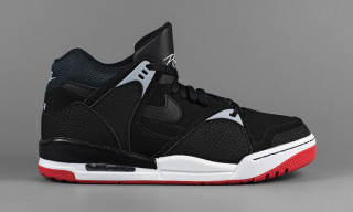 "Nike Reissues the Air Bound 2 in a ""Bred"" Colorway"