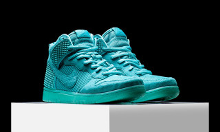 "The Nike Dunk CMFT PRM Gets a ""Mint Glow"" Colorway"
