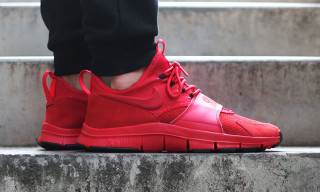 Nike Readies All-Red Release of the Free Ace Leather