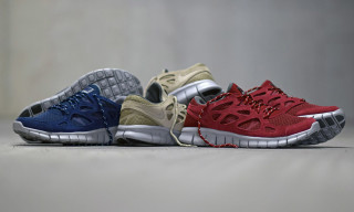 "Nike Releases New ""Suede"" Pack of the Free Run 2.0"
