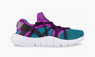 Nike Dresses up the Huarache NM in Fuchsia and Emerald