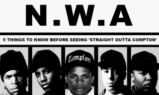 What You Need to Know About N.W.A Before Seeing 'Straight Outta Compton'