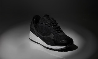 "UK Retailer Offspring Collaborates With Saucony on the Shadow 6000 ""Stealth"""